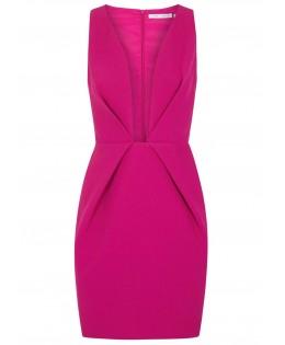 Új, merész pink ruha / L