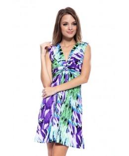 Új, IZABEL mintás ruha / M