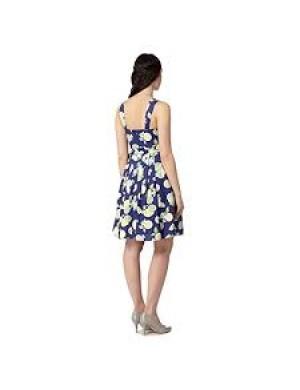 Új, citrom mintás ruha / 3XL