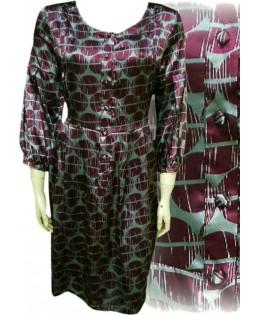 Új, szatén ruha - L