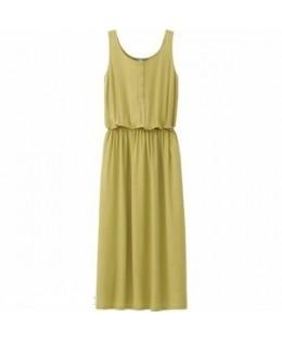 Új, lime zöld ruha - M