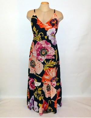 Glamorosa virágos ruha /  XL