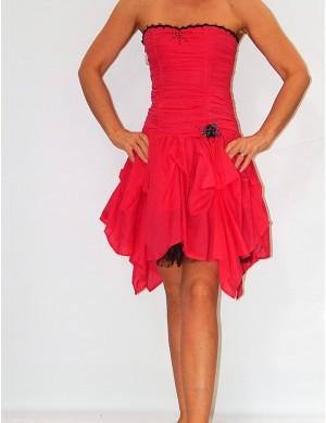 Kellemes pink party ruha / S