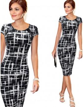 Új, mintás ruhák L, XL, 2XL