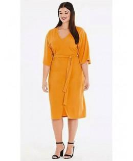 Új, sárga ruha / 2XL